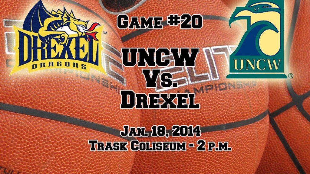 7f644e85378 Seahawks Try To Slay Dragons In CAA Play - UNC Wilmington Athletics