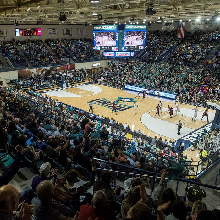Facilities - UNC Wilmington Athletics