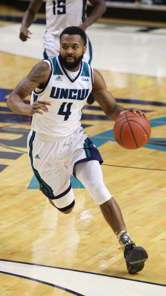 Image result for uncw basketball 2017